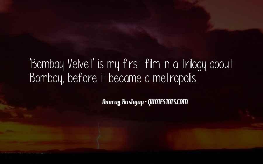 Anurag Kashyap Quotes #536229