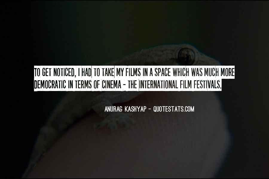 Anurag Kashyap Quotes #696213