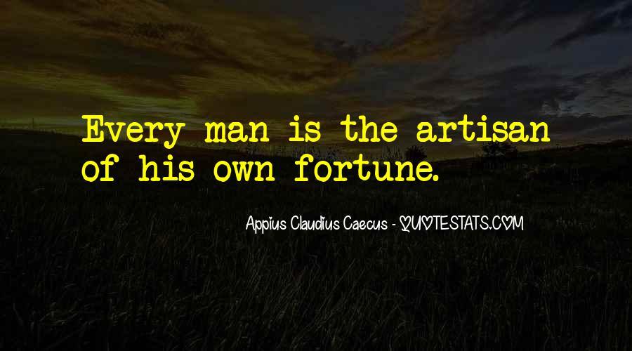 Appius Claudius Caecus Quotes #1144098