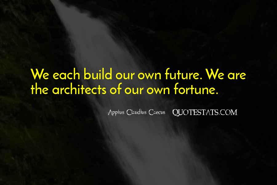 Appius Claudius Caecus Quotes #1258300