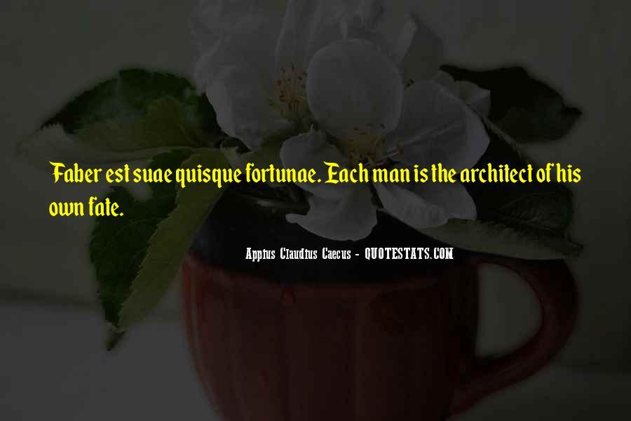 Appius Claudius Caecus Quotes #484434