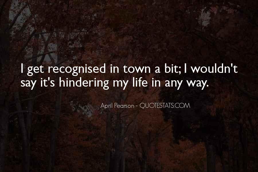 April Pearson Quotes #458886