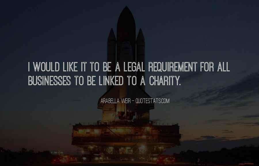 Arabella Weir Quotes #1178593