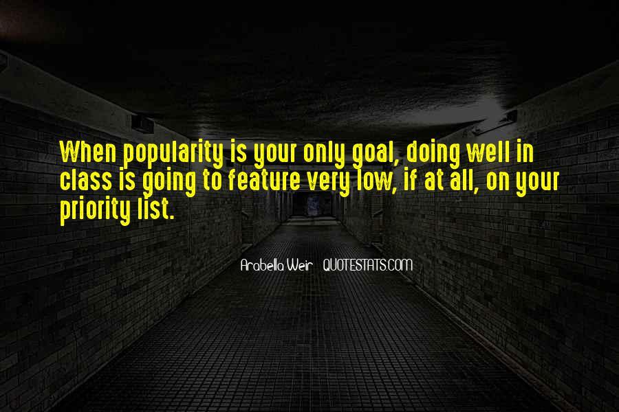 Arabella Weir Quotes #1598644