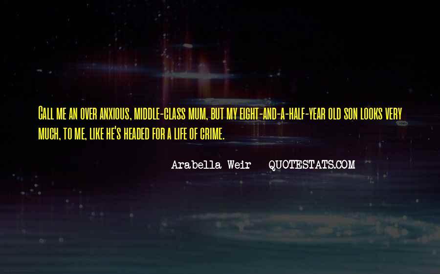 Arabella Weir Quotes #1692236
