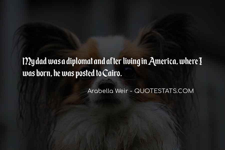 Arabella Weir Quotes #176783