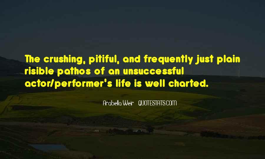 Arabella Weir Quotes #402870
