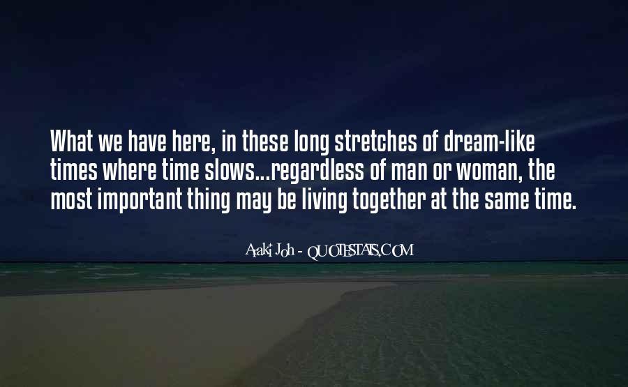 Araki Joh Quotes #1450047