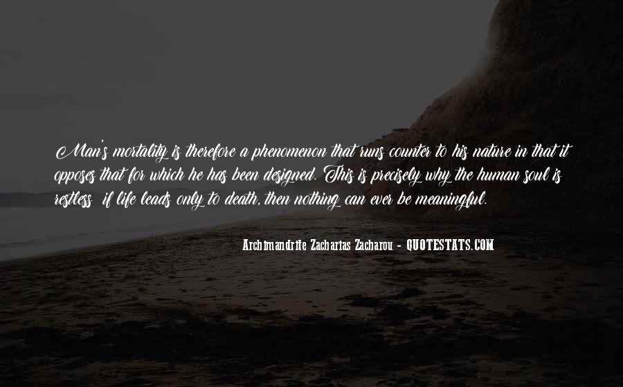 Archimandrite Zacharias Zacharou Quotes #1344097