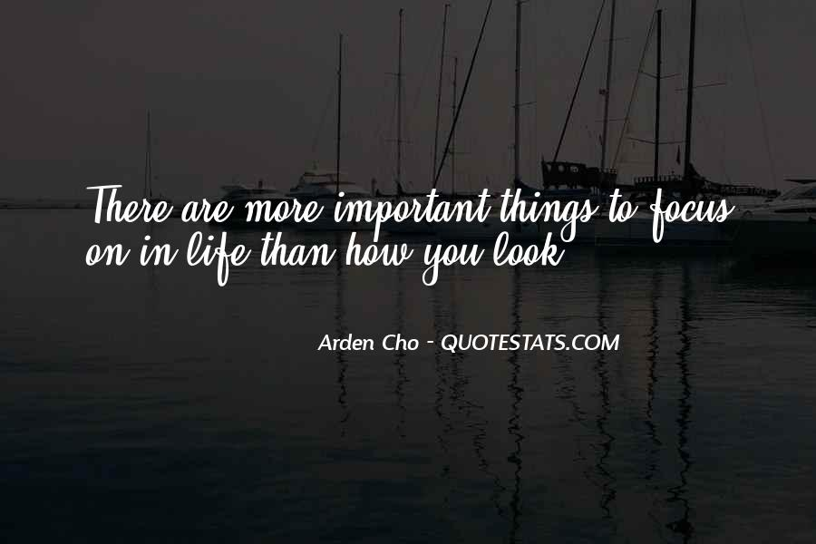 Arden Cho Quotes #1524694