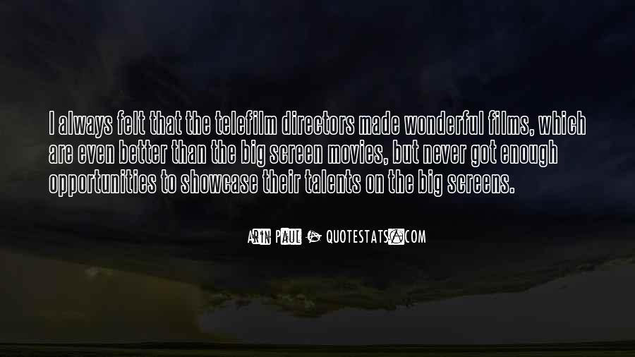 Arin Paul Quotes #1683022