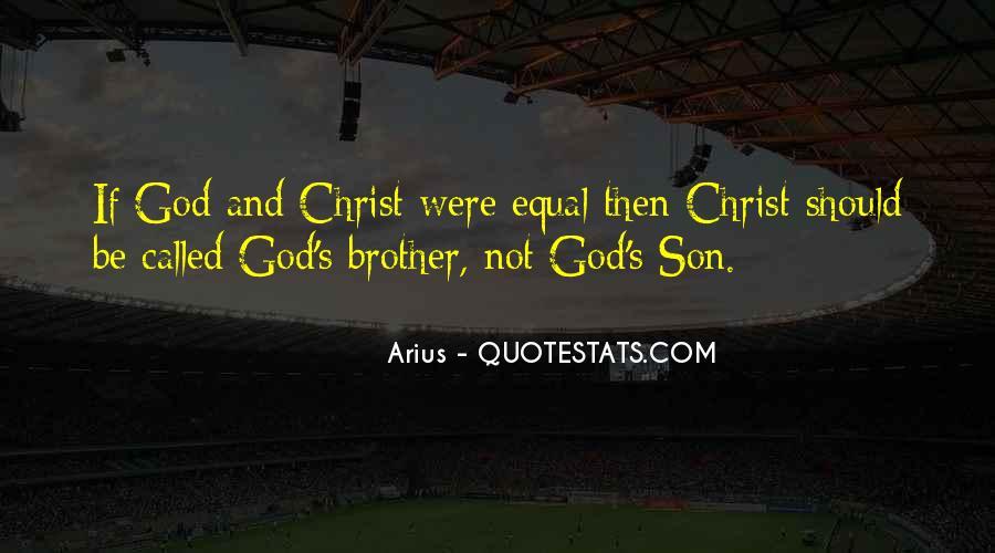 Arius Quotes #1309140