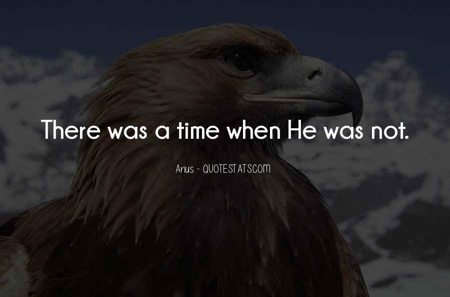 Arius Quotes #184473