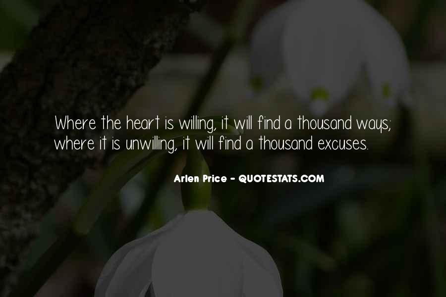 Arlen Price Quotes #1157415