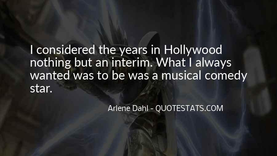 Arlene Dahl Quotes #258093
