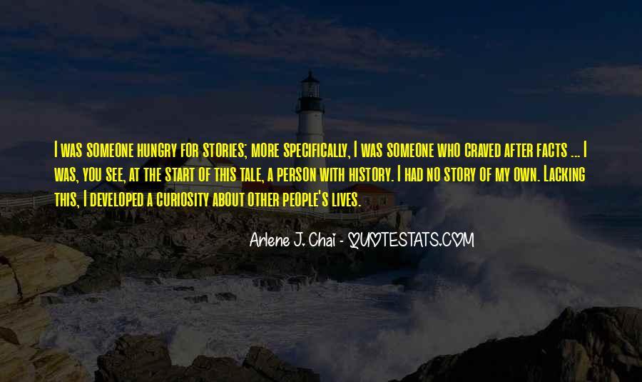 Arlene J. Chai Quotes #1243902