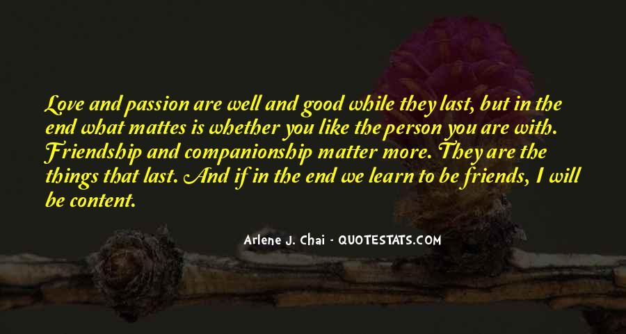 Arlene J. Chai Quotes #129360