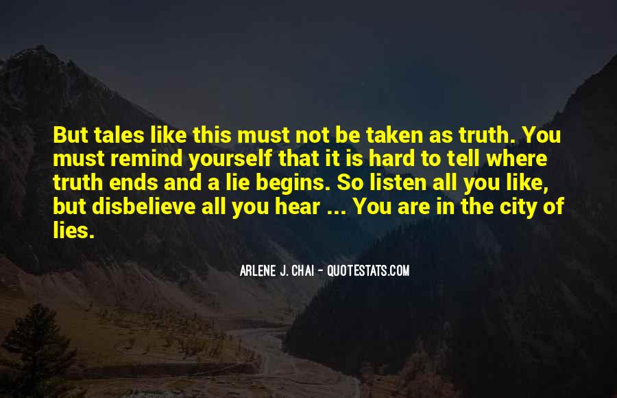 Arlene J. Chai Quotes #1651846