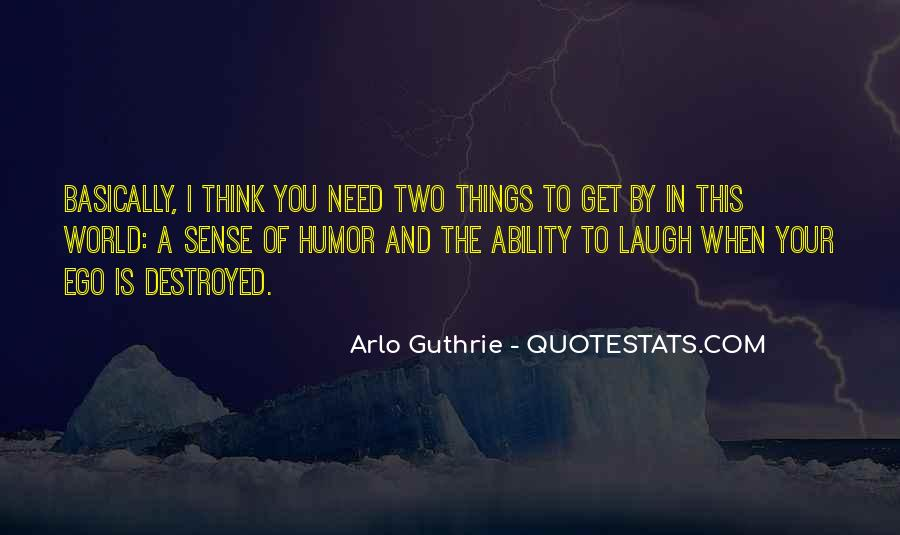 Arlo Guthrie Quotes #1063070