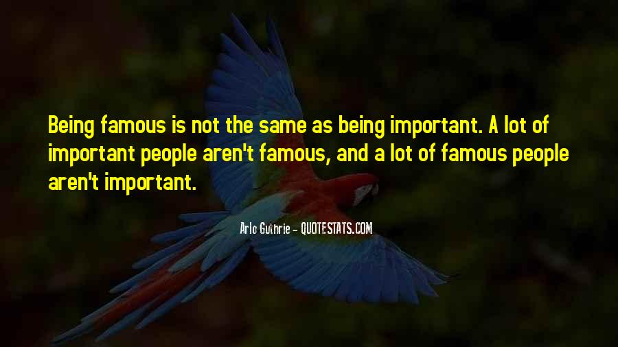 Arlo Guthrie Quotes #1434126