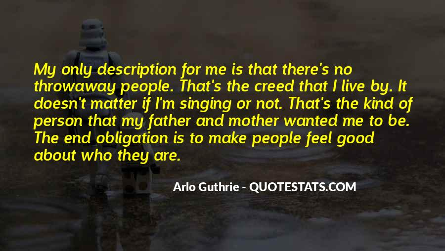 Arlo Guthrie Quotes #171940