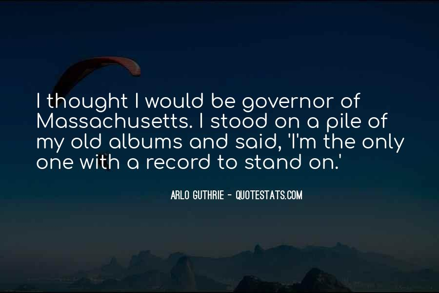 Arlo Guthrie Quotes #1863431
