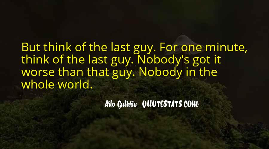 Arlo Guthrie Quotes #241414