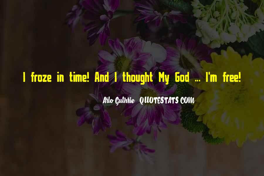 Arlo Guthrie Quotes #383254