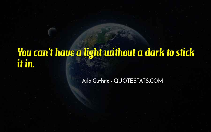 Arlo Guthrie Quotes #460444