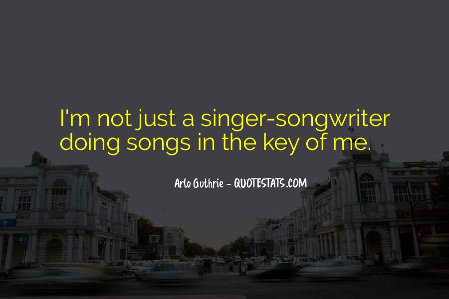 Arlo Guthrie Quotes #513996