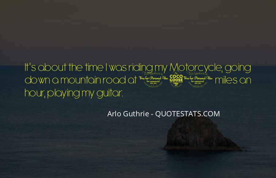 Arlo Guthrie Quotes #806928