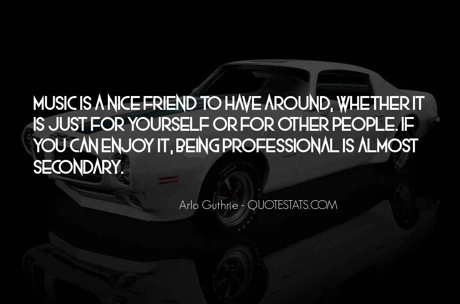 Arlo Guthrie Quotes #936193