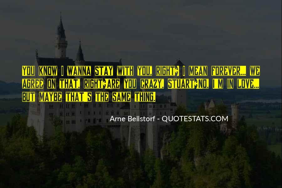 Arne Bellstorf Quotes #1563082