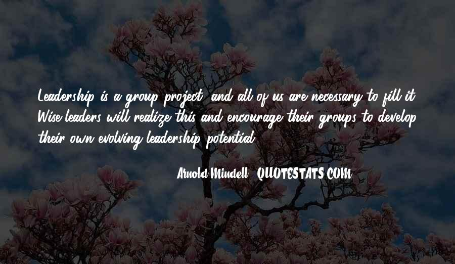 Arnold Mindell Quotes #1260085