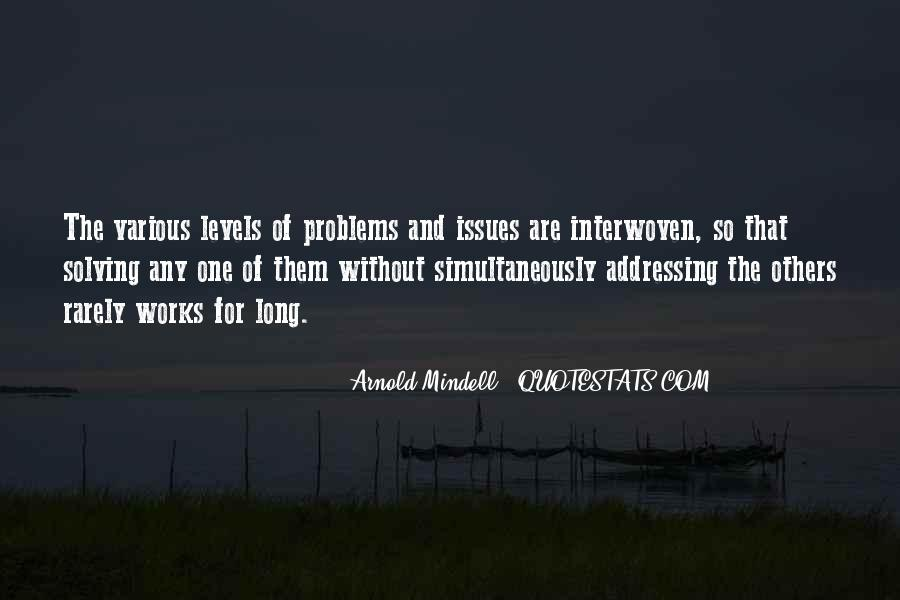 Arnold Mindell Quotes #1307707