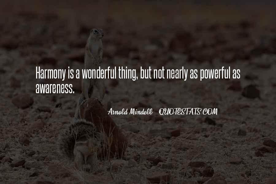 Arnold Mindell Quotes #1791365