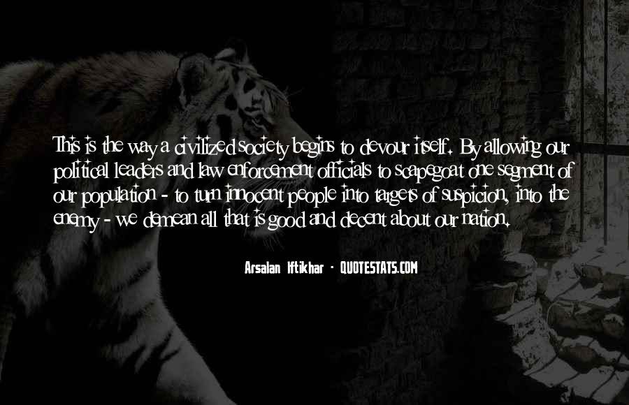 Arsalan Iftikhar Quotes #430832
