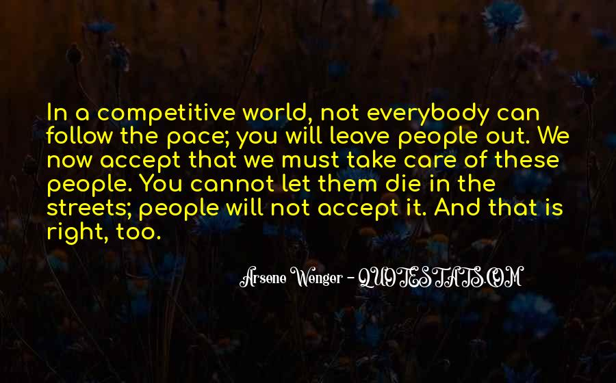 Arsene Wenger Quotes #1034153