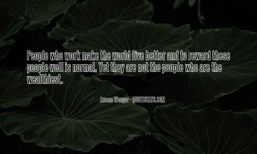 Arsene Wenger Quotes #1079876