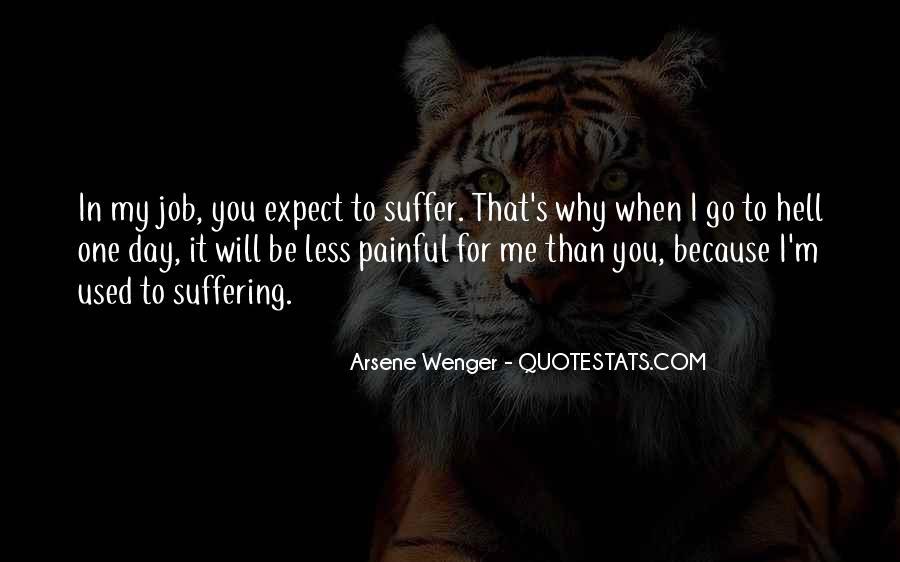 Arsene Wenger Quotes #1185502