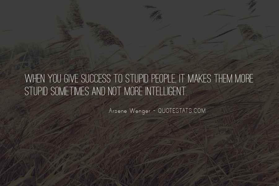 Arsene Wenger Quotes #1251202