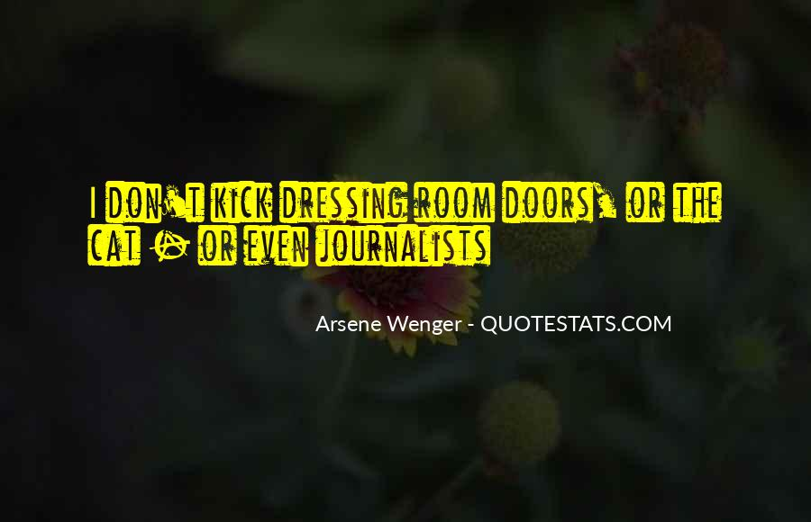 Arsene Wenger Quotes #1316775