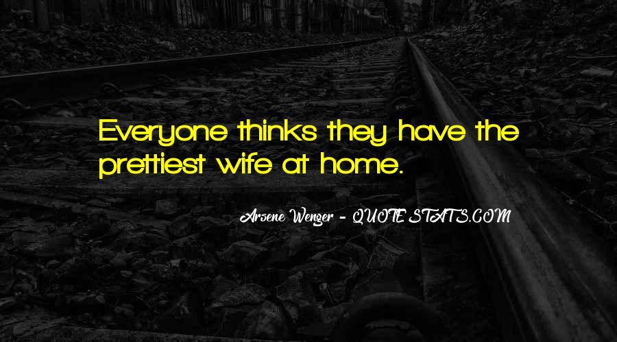 Arsene Wenger Quotes #1410407