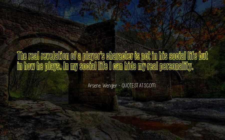 Arsene Wenger Quotes #1614127