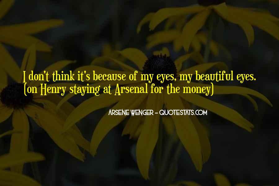 Arsene Wenger Quotes #1854599