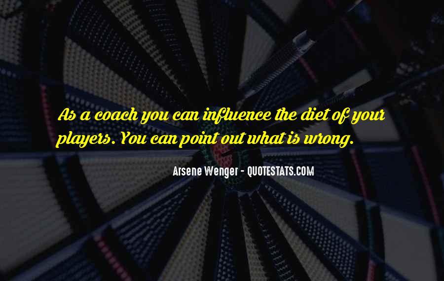 Arsene Wenger Quotes #374165