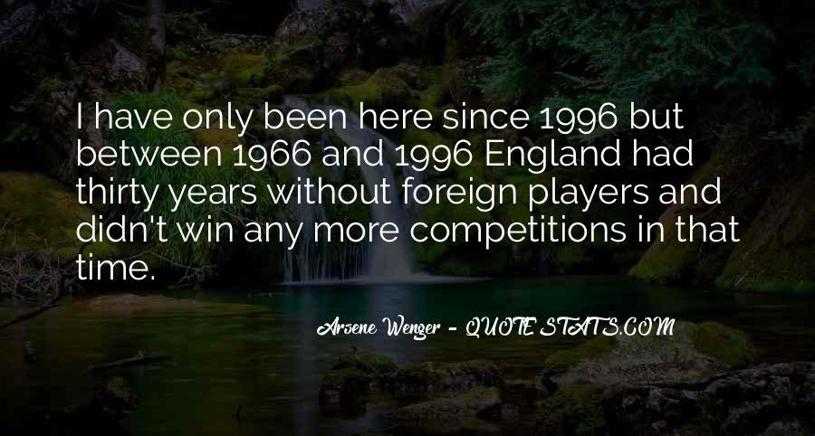 Arsene Wenger Quotes #488228