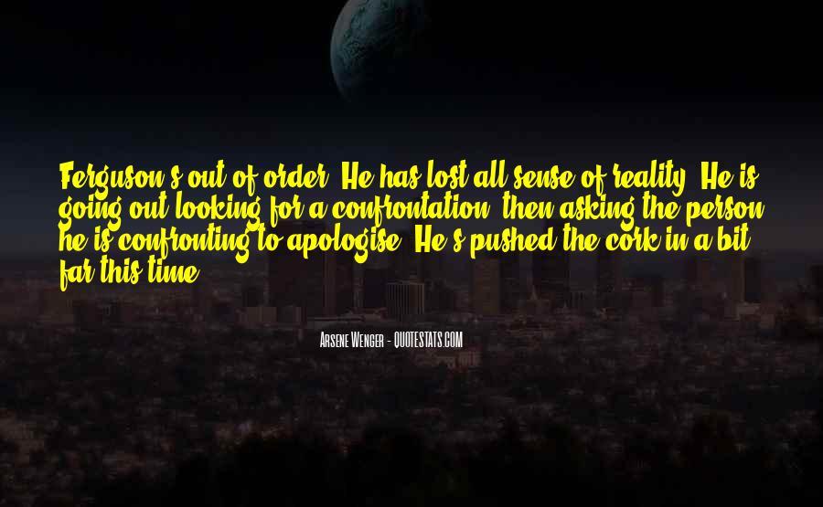 Arsene Wenger Quotes #542087