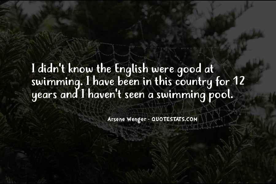 Arsene Wenger Quotes #571966