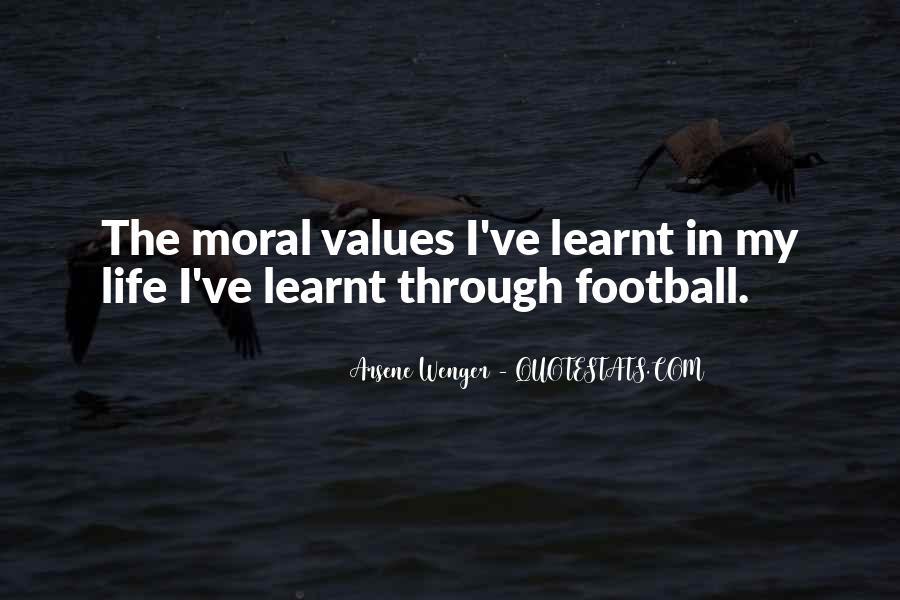 Arsene Wenger Quotes #842416